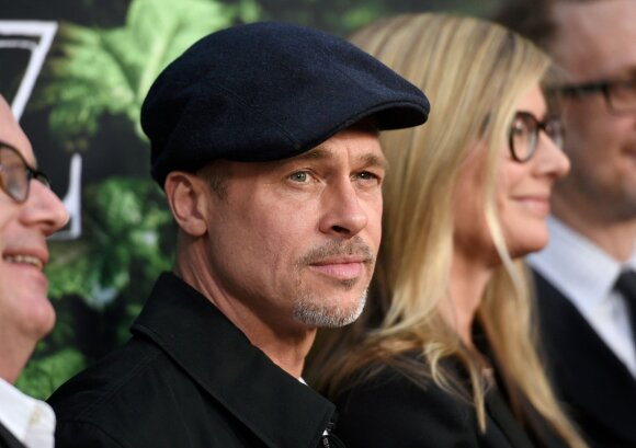 Su Bradu Pittu poruota architektė susižadėjo su milijardieriumi