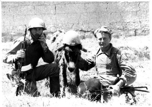 Afganistano kariai. Zigmas Stankus