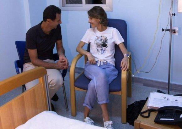 Basharas al Assadas, Asma Assad