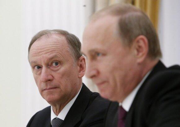 Nikolajus Patruševas, Vladimiras Putinas