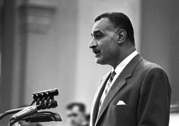 Gamalis Abdelis Nasseras
