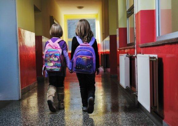 Kodėl negalima klausti vaiko, ar jis bijo eiti į mokyklą?