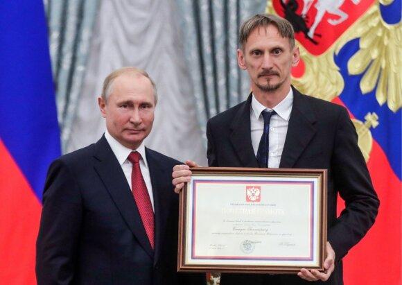 Penkmetį Rusijos rinktinėje dirbantis Staučė: nesuprantu tų, kurie gali pamiršti gimtąją kalbą