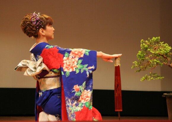 I-asis Japonijos menų festivalis ir III-oji bonsai ir suiseki paroda Alytuje