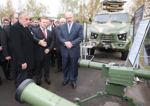 Aliaksandras Lukašenka 2011 metais