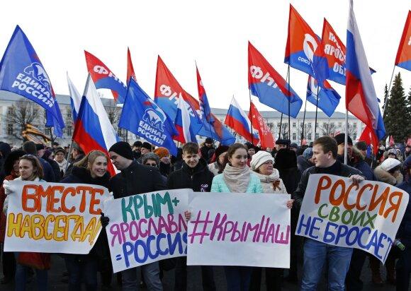 Kaip keisis JAV užsienio politika: suklusti turės ir Rusija, ir Lietuva