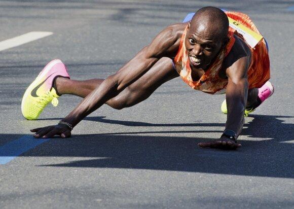 Hanoverio maratonas, Michaelis Kunyuga