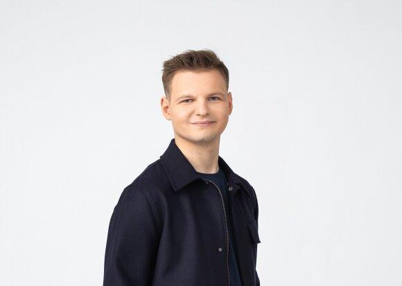 IT specialistas Elidijus Čypas