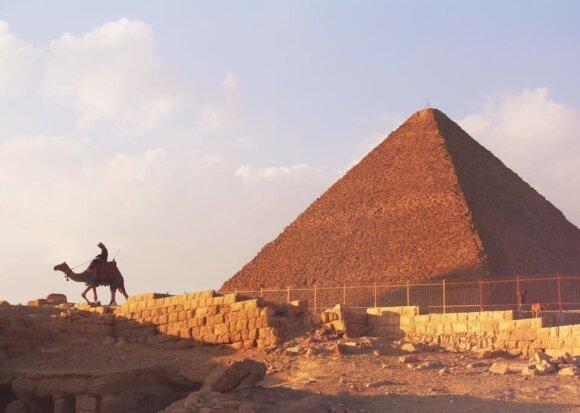 Lietuvių kelionė po Egiptą