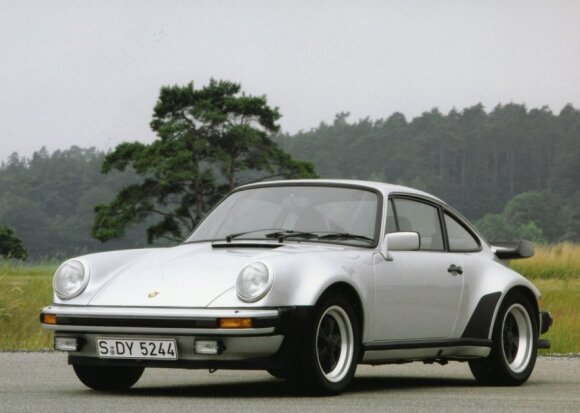 Porsche 930 Turbo (1980 m.)