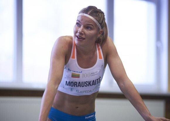 Modesta Morauskaitė (FOTO:Regimantas Tarasevičius)