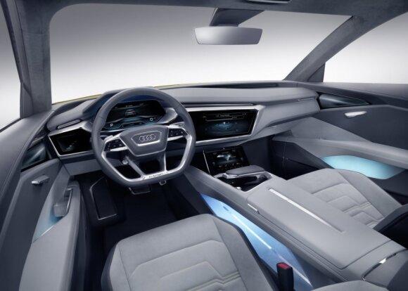 """""""Audi h-tron quattro"""""""