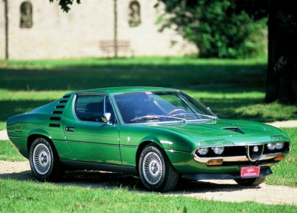 Alfa Romeo Montreal (1970 m.)