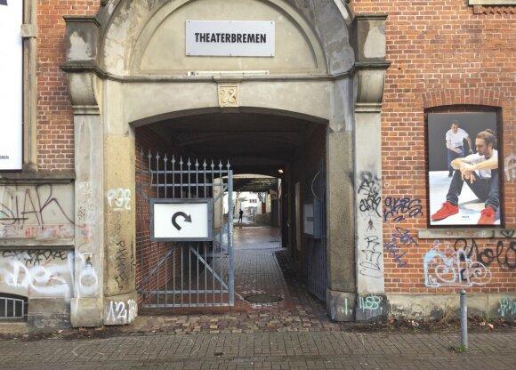 Vieta, kur užpultas Frankas Magnitzas