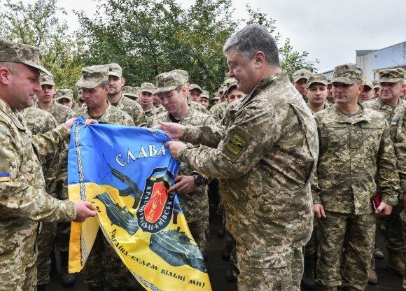 Rytų Ukrainos likimas: įvardijo 3 galimus scenarijus