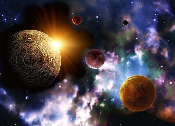 Ar Visata sąmoninga? Matematikams tai atrodo įmanoma
