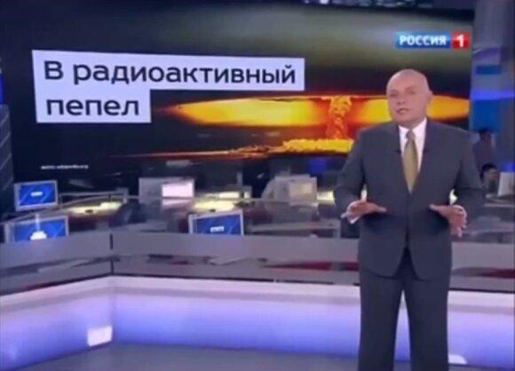 Pasiūlė smogti ten, kur V. Putino režimui tikrai skauda: laikas pereiti į puolimą