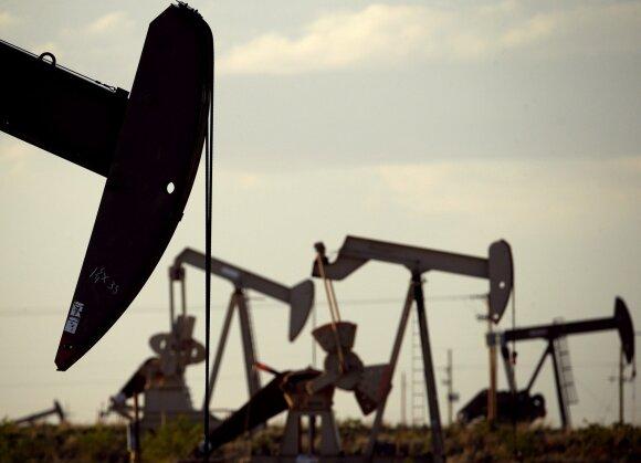 Naftos atsargos