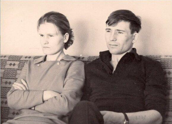Родители А.Малинина. Фото malinin.ru