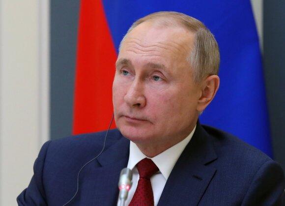 Людас Дапкус. Мемуары будущего президента России