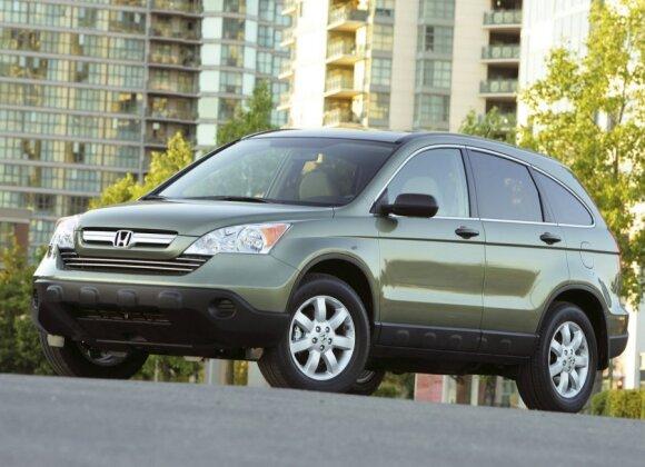 Honda CR-V (2007 m.)