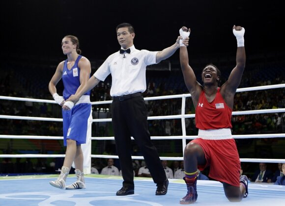 Būti ar nebūti: moterų boksui – grėsmė išnykti iš olimpinės programos