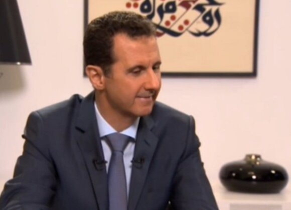 Basharas al-Assadas