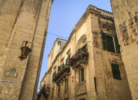 Malta – šalis, kurioje vietiniai sveikinasi lietuviškai