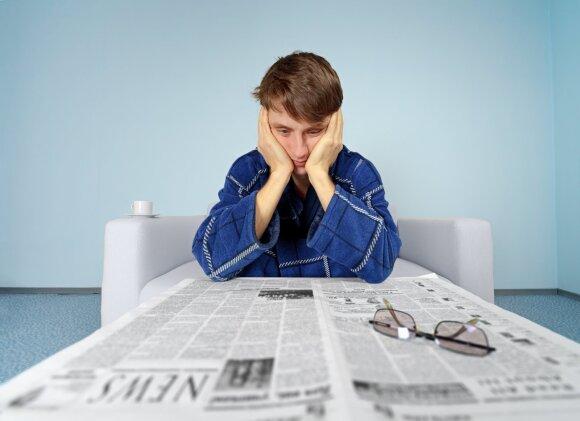Įspėja, kad 21-ame amžiuje darbo pakaks ne visiems – niūrios prognozės pildosi greičiau, nei įsivaizduota