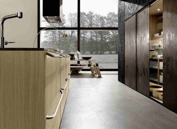 Pataria dizaineriai: žingsniai iki svajonių virtuvės