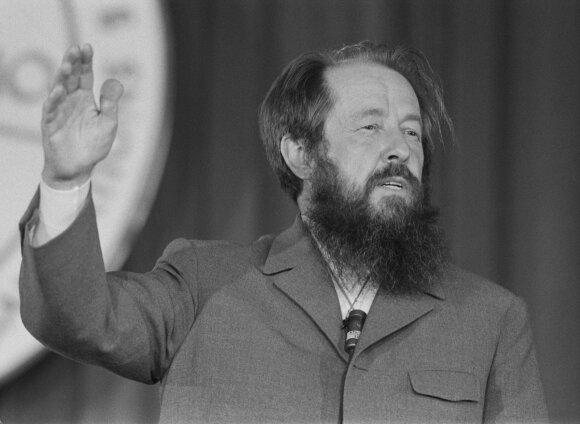 """100 лет Солженицыну. """"Можно ужасно относиться к СССР и быть патриотом"""""""