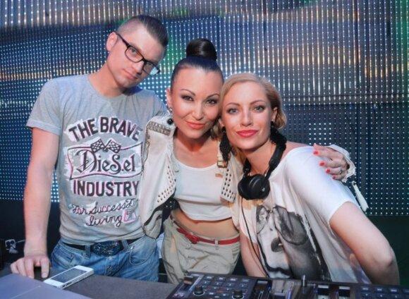 Skiriasi Justin Xara ir Julija Fedotova: garsūs didžėjai kartu buvo ir gyvenime, ir muzikoje
