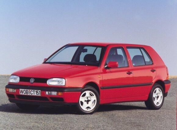 Volkswagen Golf III (1992 m.)