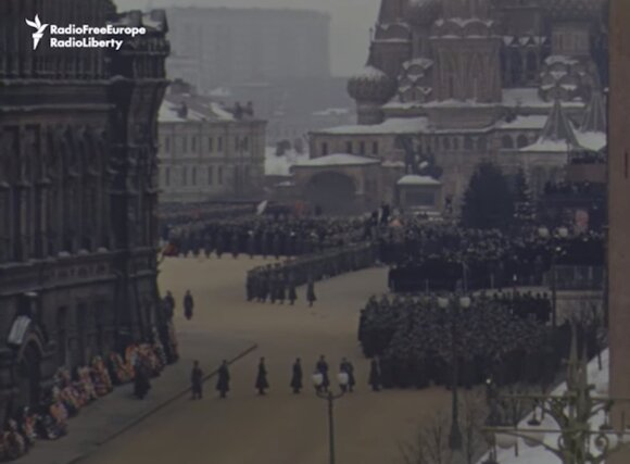Stalino laidotuvės