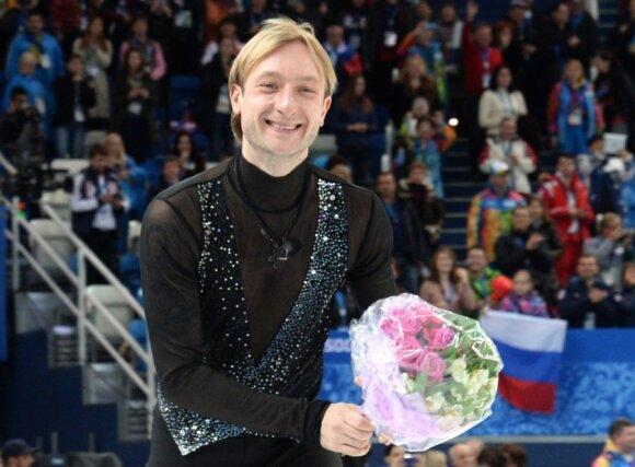 Jevgenijus Pliuščenko
