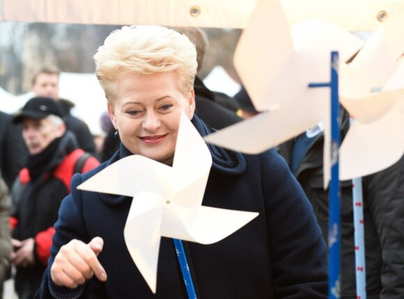 Key events of 2014 in Lithuania: LNG terminal, president's re-election