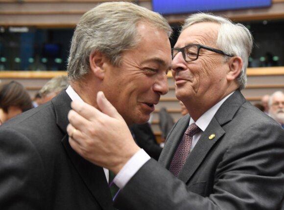 """Vis dar čia? Kaip """"Brexit"""" atidėjimas gerokai apsunkintų gyvenimą Briuseliui"""