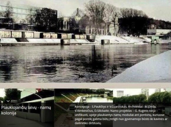 Tegyvuoja upė: 5 idėjos Neries krantinei