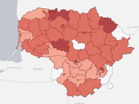 Новые жертвы информационной войны с Литвой - российские туристы