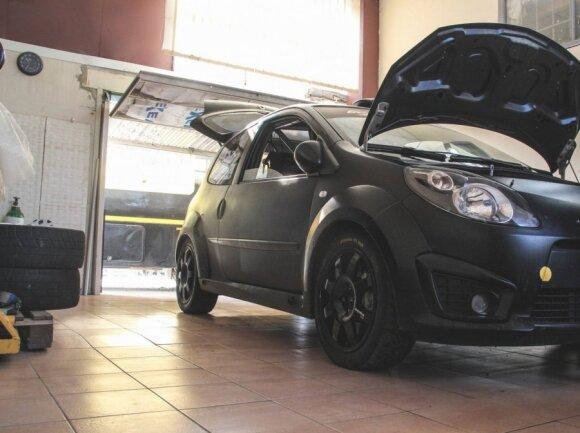 Renault Twingo R2
