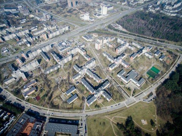 V. Sinkevičius išsamiai apie Vilniaus miesto biudžetą: pamiršti mikrorajonai, didžiulės sumos viešinimui ir darželių problema