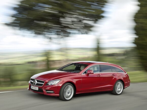 """Mercedes-Benz CLS Shooting Brake"""