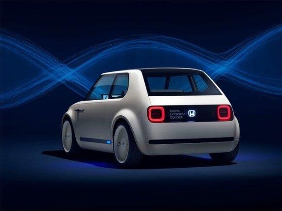 """""""Honda Urban EV Concept"""""""