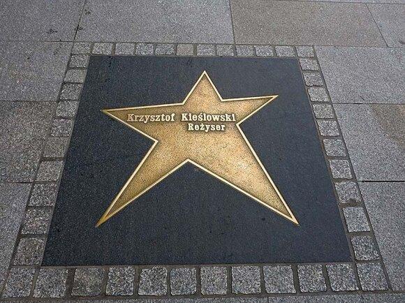 Žvaigždžių alėja Piotrkovska gatvėje