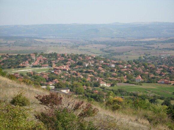 Slaviany kaimelis