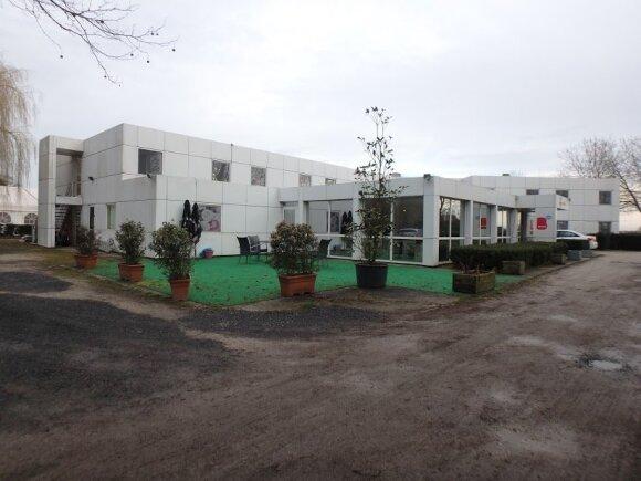 Viešbutis, kuriame buvo apsistojęs T. Kazakauskas
