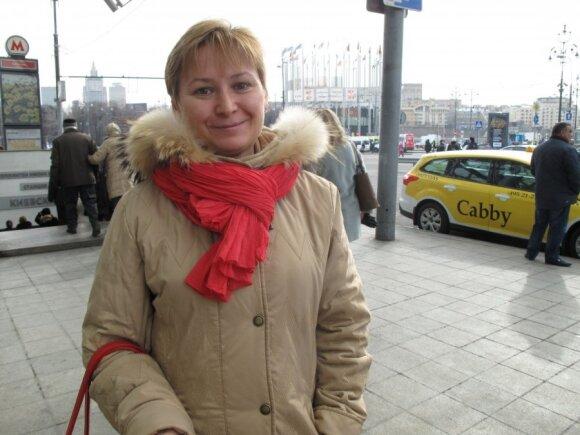 Programuotoja Julija, ukrainietė, gyvenanti Maskvoje