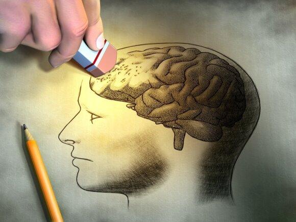 Atminties sutrikimai: kada tai gali reikšti rimtą ligą