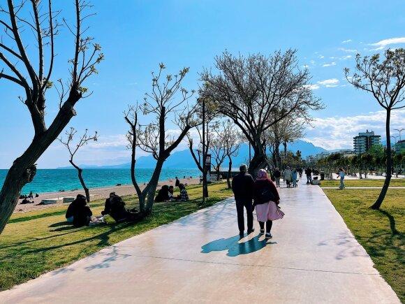 Amžina kova, kur pigiau – Turkijoje ar Palangoje: atsakymas akivaizdus