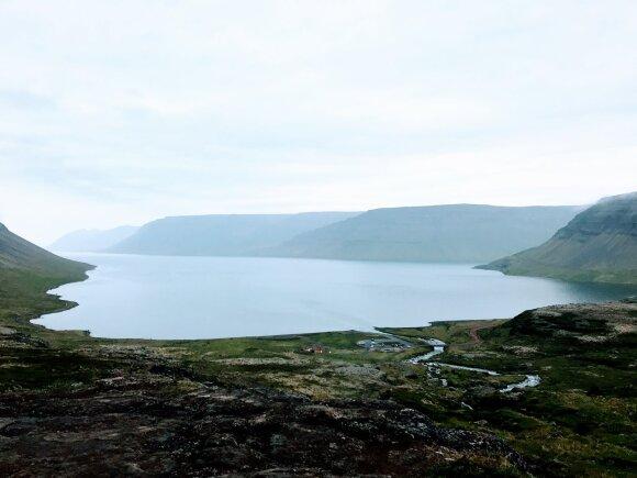 Miglės kelionė į Islandiją